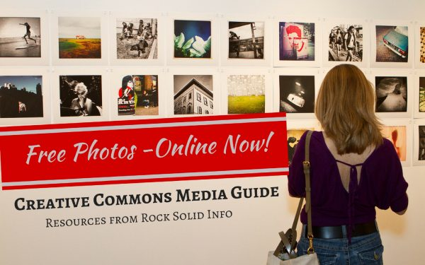 Now Online - The Creative Commons Media Guide
