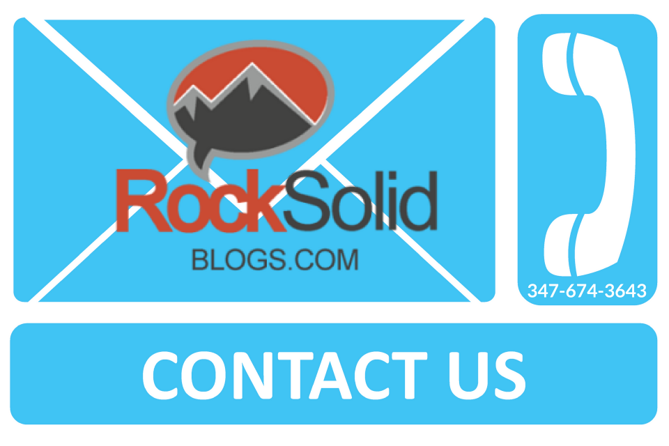 Contact Rock Solid Blogs